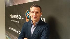Foto de Entrevista a Nuno Lorenço, director comercial de climatización y B2B de Hisense en España y Portugal