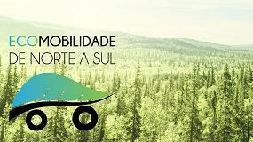 """Foto de Quercus está a produzir um roteiro em vídeo pelo país com o Projeto """"ECOMobilidade de Norte a Sul"""""""