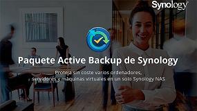 Foto de Synology revoluciona la forma de realizar copias de seguridad de forma eficaz y centralizada con Active Backup