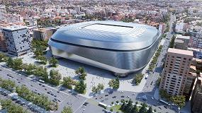 Foto de Nuevo reto para FCC Construcción junto a Typsa: proyecto de remodelación integral del Estadio Santiago Bernabéu