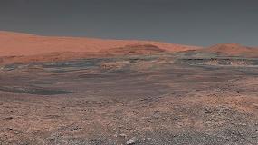Foto de Investigadores do Técnico envolvidos em missão simulada a Marte