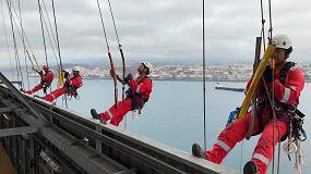 Foto de Riesgo en altura: ser trabajador vertical
