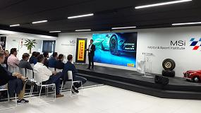 Foto de Pirelli reúne en Motorsport Institute a clientes de referencia en España y Portugal