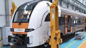 Foto de Stratasys presenta Rail Industry Solution, su solución para los trenes de pasajeros