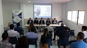 Foto de Andaltec explica los primeros pasos y la estrategia de futuro del Clúster del Plástico de Andalucía en una jornada