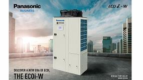 Foto de Panasonic presenta la Serie ECOi-W de sus chillers