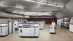 Foto de HP presenta nuevas alianzas, suscripciones y servicios de impresión en 3D