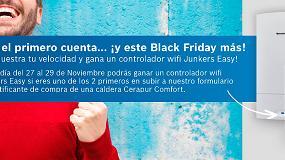 Foto de Junkers premia la velocidad y regala eficiencia en su nueva campaña para el Black Friday