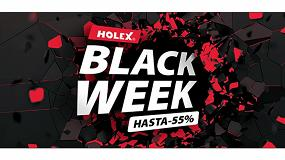 Foto de Hoffmann lanza una oferta para productos Holex durante la Black Week