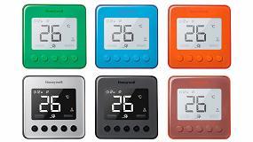 Foto de Honeywell Home amplía su gama de termostatos de fan-coil de la serie Orchid