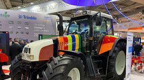 Foto de Trimble añade productos a la cartera de agricultura de precisión