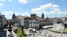 Foto de Braga quer dar prioridade a peões e bicicletas para descarbonizar cidade