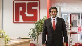 Foto de Jordi Tarrida, nuevo director general de RS Components Iberia