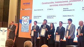 Foto de Murprotec recibe la Certificación IeE a la excelencia en gestión empresarial