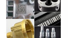 Foto de Gravotech participa en MetalMadrid con sus máquinas de grabado para la industria