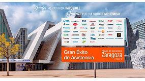 Foto de Escoferia de Zaragoza'19 repite el éxito de organización y asistencia de otras convocatorias