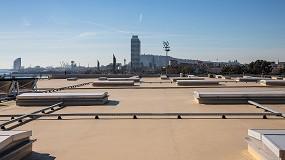 Foto de Renolit Alkorsmart, el sistema 'cool colour roof' que ofrece más con menos recursos