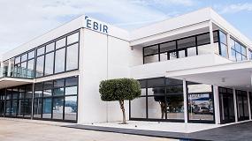 Foto de Ebir celebra su 25 aniversario estrenando sede central