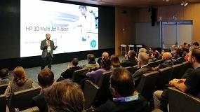 Foto de Más de 100 profesionales del sector plástico visitan HP para conocer su tecnología de fabricación digital