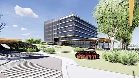 Foto de Vanderlande contruye una nueva sede en previsión de su crecimiento