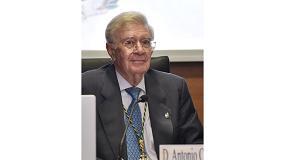 Foto de Antonio Colino Martínez, nuevo presidente de la Real Academia de Ingeniería