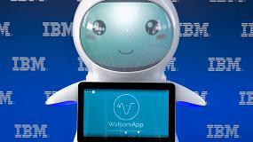 Foto de WatsomApp, la aplicación con Inteligencia Artificial de IBM que ayuda a mejorar la convivencia en el aula