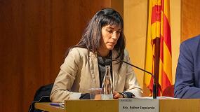 Foto de Esther Izquierdo, nueva presidenta del Clúster de la Energía Eficiente de Cataluña