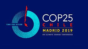 Foto de El Ministerio de Educación y FP en la COP25