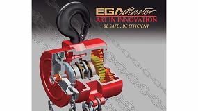 Foto de EGA Master presenta sus nuevos polipastos manuales