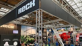 Foto de Reck, un paso más en tecnología de agitación y de ensilaje