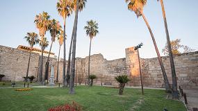 Foto de Simon ilumina 3 monumentos clave de la ciudad de Mérida