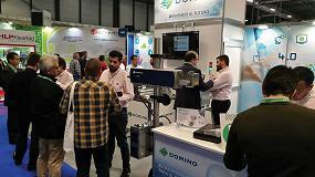 Foto de Domino anticipa la tecnología del futuro para la Industria 4.0 en su participación en Empack 2019