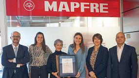 Foto de Mapfre, primera empresa del Ibex 35 reconocida por Aenor en su gestión del voluntariado