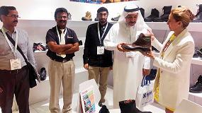 Foto de Panter participa con éxito en la feria The Big 5 Dubai