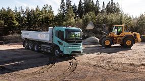 Foto de Volvo Trucks presenta camiones conceptuales eléctricos de gran tonelaje para operaciones de construcción y para el transporte regional