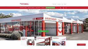 """Foto de ISTOBAL estrena una web """"inteligente"""" para ofrecer el mejor servicio a sus clientes"""