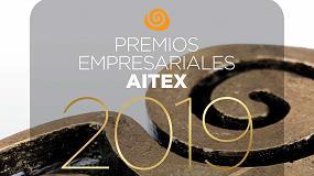 Foto de Aitex lanza la segunda edición de sus Premios Empresariales