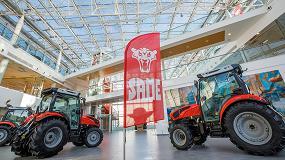 Foto de SAME presenta en España el tractor 'especial' con transmisión continua
