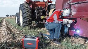 Foto de La maquinaria agrícola, un reto para la soldadura