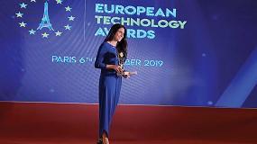 Foto de ASTI Mobile Robotics reconocida con los European Technology Awards