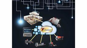 Foto de Monitorización de toda la producción conectada con V-factory de Amada