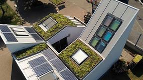 Foto de Renolit enfocada en la sostenibilidad con el proyecto 'VELUXlab', el primer edificio-laboratorio Zero Energy en un campus universitario