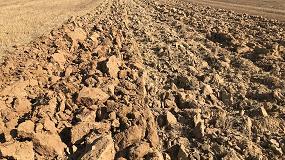 Foto de UPA crea una red de agricultores comprometidos con la protección del suelo