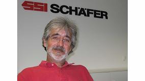 Foto de Entrevista a José Cuesta, gerente de Estrategia de SSI Schaefer Iberia