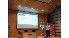 Foto de Faro muestra en Applus+ sus soluciones en metrología aplicada a la industria
