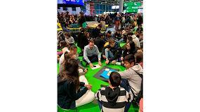 Foto de Los más jóvenes buscan soluciones ante la emergencia climática en la mesa moderada por Ambilamp en la COP