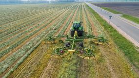 Foto de Krone crece un 8,9% con la división agrícola