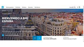 Foto de BMI fusiona las webs de Tejas Cobert e Icopal en un nuevo portal web