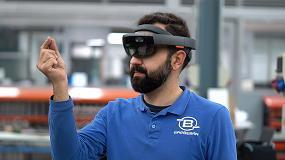Foto de Barberán implementa un sistema de mantenimiento basado en realidad aumentada de Innovae