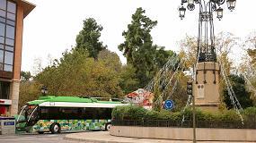 Foto de Kapsch TrafficCom desarrollará en Castellón un sistema inteligente para la gestión del transporte público